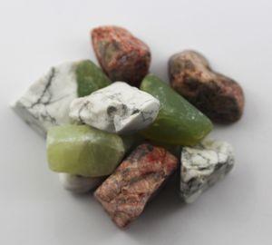 Lapis Vitalis - Wassersteine Mischung Fünf Elemente 100g Dose