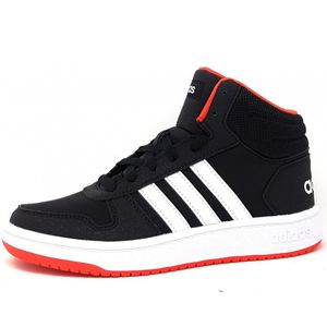 Adidas Sneaker High HOOPS MID 2.0 K Schwarz Uni