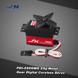 JX PDI-2506MG 25g Metal Gear Digitale Coreless Servo fš¹r RC 450 500 Hubschrauber Fixed-wing Flugzeug