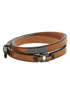 Diesel Herren-Armband Stackables aus Leder DX0984040