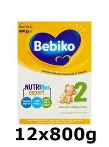 GroßhandelPL Bebiko 2 Nächste Milch für Babys 12x800g