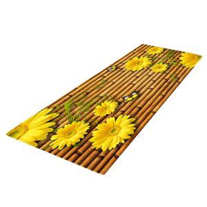 Läufer Küche Teppich waschbar rutschfest Küchenläufer Küchenmatte Matte für Küche Esszimmer 40x120cm Style08 Großer Teppich für Wohnzimmer
