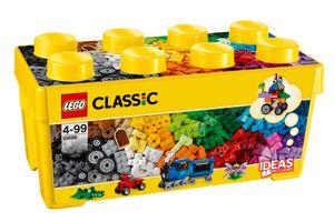 LEGO® Classic LEGO® Mittelgroße Bausteine-Box, 10696