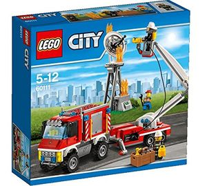 Lego 60111 City - Feuerwehr-Einsatzfahrzeug