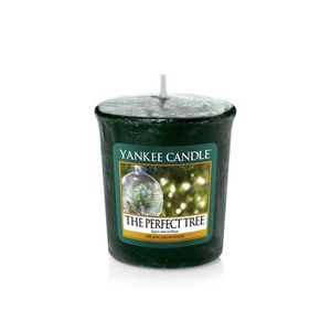 Yankee Candle The Perfect Tree Votiv Sampler 49 g