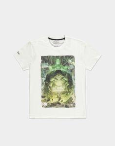 Avengers - Hulk - Men's T-shirt - XL - Avengers TS347151AVG-XL - (T-shirts and Tops / Short Sleeved T-shirts)