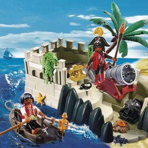 PLAYMOBIL Super Set Pirates` Cove, Multi