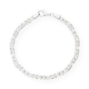 JuwelmaLux Königsarmband Silber 925/000 JL18-03-0052 22 cm