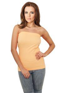 TB687 Ladies Neon Strapless Top , Größe:XL, Farbe:Neonpink