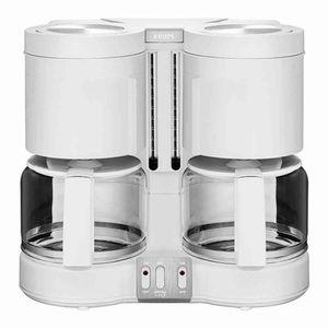 KRUPS Kaffee-Teeautomat Duothek Plus schwarz Kunststoff 10