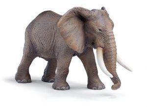 Schleich 14341  - Wild Life, Afrikan. Elefantenbulle