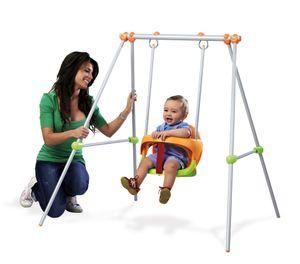 Smoby Metallschaukelgestell Baby Swing, 120 cm,310046