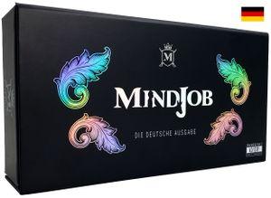 MINDJOB - Partyspiel und Trinkspiel für Erwachsene - Lustiges Saufspiel/Brettspiel