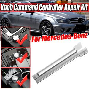 Für Mercedes W204 W212 Welle Alu Stift Stick Shaft Comand Controller Drehknopf