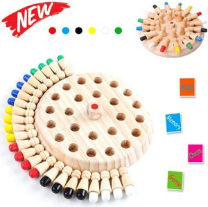 Memory Match Stick Schach,Memory Schach Holz,hölzernes gedächtnis-Schach,gedächtnis-Schach,schachspiel lernspielzeug,gedächtnisschach,Schachbrett Spielzeug,gedächtnis-schachspiel