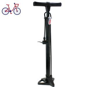 HOCHDRUCK Fahrradpumpe für alle Ventile Sport Luftpumpe Standpumpe Fußpumpe Pumpe