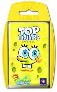 Top Trumps: SpongeBob Quartett