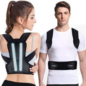 Haltungskorrektur-Glätteisen-Rückengurt für Frauen und Männer