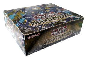 Yu-Gi-Oh! 'Phantom Rage' 1. Auflage Booster Pack deutsch , Menge:1x sealed box (24 Packs)