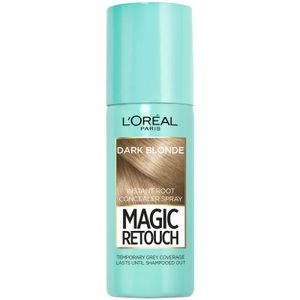 Loreal Magic Retouch Dark Blonde Ansatzspray Haare Färben - Tönen