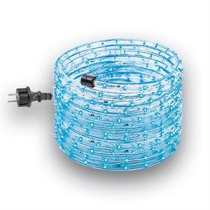 Lichtschlauch / LED-Lichterschlauch LRL 10925 außen 14m blau
