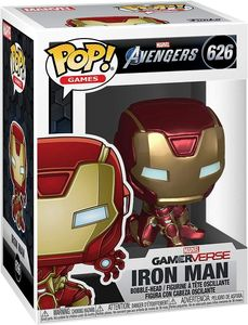 Avengers - Iron Man 626 - Funko Pop! - Vinyl Figur