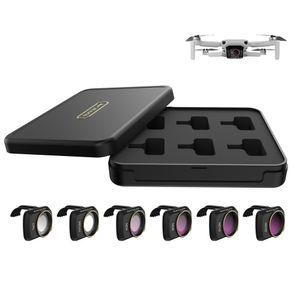 Kompatibel mit DJI Mavic Mini Drone 6-teiliges Objektivfilterset CPL MCUV ND4 ND8 ND16 ND32 Filter Combo Multi Coated Filter Kameraobjektiv