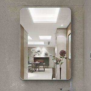 LED Badspiegel Sensor Lampe Wandspiegel spiegel 70x50cm