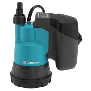 Gardena 14600-20, Akku, 2 bar, 2000 l/h, Schwarz, Blau
