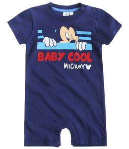 Disney Mickey Babyanzug blau (6M blau)