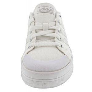 Adidas Bravada Damen Sneaker in Weiß, Größe 7.5