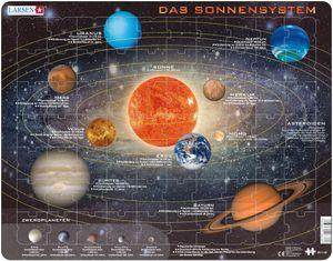Larsen Puzzle Das Sonnensystem 70-tlg.