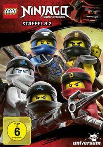 LEGO Ninjago 8 Box 2 -   - (DVD Video / Sonstige / unsortiert)