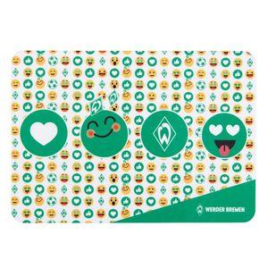 SV Werder Bremen Brettchen Smiley
