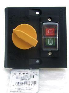 Bosch Original Schaltersatz 1607000863 Für Häcksler Axt 2200 Hp, 2500 Hp
