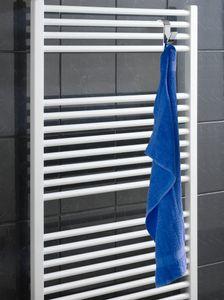 Haken für Handtuchheizkörper Chrom, 2er Set