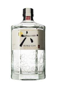 Roku Gin The Japanese Craft Gin | 43 % vol | 0,7 l