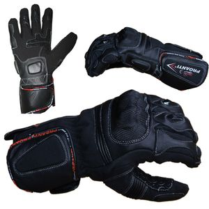Winter Motorradhandschuhe Winter Racing Motorrad Handschuhe von PROANTI