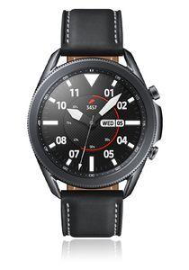 Samsung R840 Galaxy Watch3 Smartwatch 45mm Mystic Black Fitnesstracker Analyse