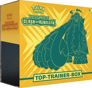 Pokemon Top-Trainer-Box Schwert & Schild (Clash der Rebellen)