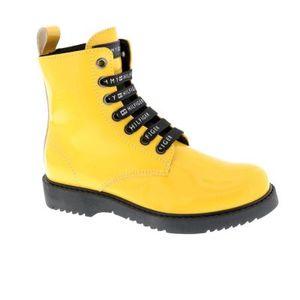 Tommy Hilfiger shoes Mädchen Schuhe in der Farbe Gelb - Größe 38