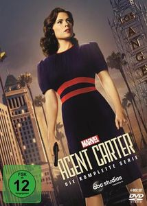 Agent Carter [DVD]