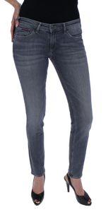 Tommy Jeans LOW RISE SKINNY Sophie Damen Jeans, Tommy Jeans Farben:Great Grey Stretch, DAMEN JEANS:W28/L34