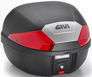 GiVi B29 - Monolock Topcase mit Platte schwarz uni / Max Zuladung 3 kg