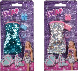 Simba Steffi Love Swap Fashion, sortiertn 1 Stück