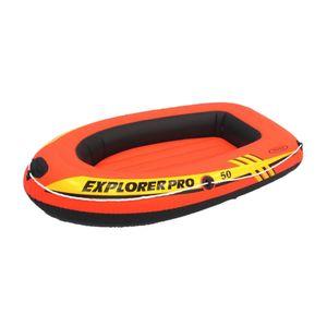 Index Schlauchboot Explorer Pro 50 Orange - 137 x 85 x 23 cm