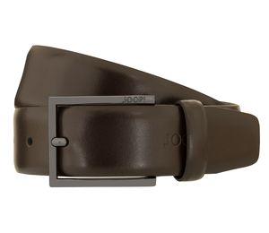 JOOP! Gürtel Herrengürtel Ledergürtel dunkel Braun 2330, Länge:95, Farbe:Braun