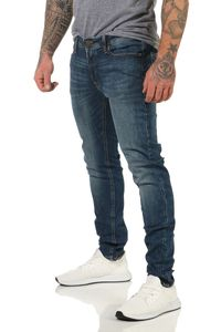 JACK & JONES JEANS LIAM2020 SKINNY JEANS STRETCH DENIM 29-36 in 4Farben, Hosengröße:W32/L30, Farbe:Blue Denim AGI005 / Blau