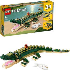 Lego CREATOR KROKODIL, SE SELTENES SET SELTENES SET