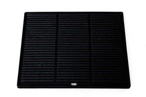 CLP Grillplatte, Farbe:anthrazit, Größe:48.5x40 cm